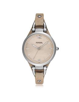 Georgia Riley - Женские Часы из Нержавеющей Стали Fossil ES2830