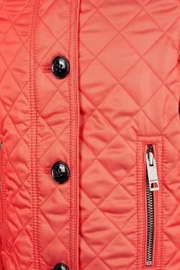 Стеганая куртка Burberry Kids 125345991