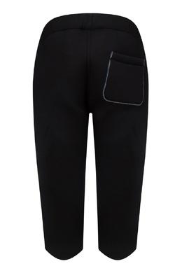 Спортивные брюки с принтом Fendi Kids 69062800