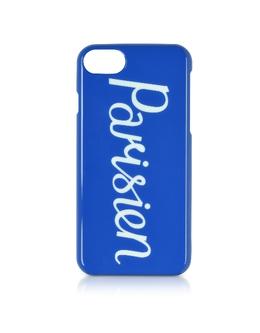 Parisien - Темно-синий Футляр для Iphone 7 Maison Kitsune FW17U851 ROYAL BLUE