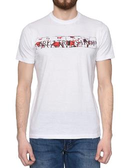 Футболка Trussardi Jeans 90724