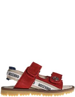 Сандалии Moschino 87856