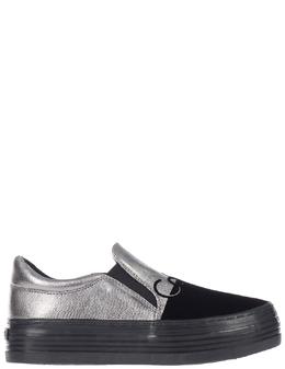 Слипоны Calvin Klein Jeans 85475