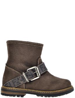 Ботинки Fendi 72584