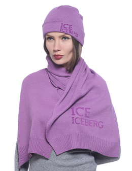 Шапка и шарф Iceberg