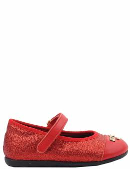 Детские туфли Moschino 43017