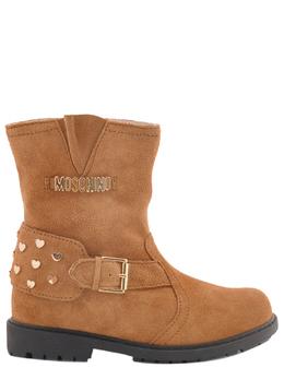 Детские сапоги Moschino 31877