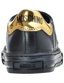 Кеды Moschino 72635