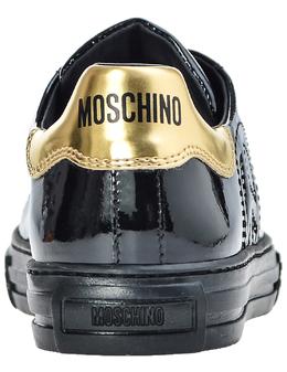 Кеды Moschino 72628
