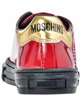 Кеды Moschino 72656