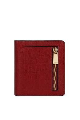 Красный складной кошелек Babylon Furla 196268103
