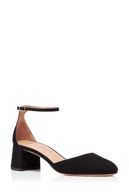 Черные туфли Capucine Pump 50 Aquazzura 97592425