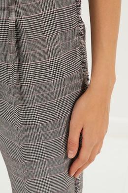 Серые брюки с рельефной отделкой MSGM 29699704