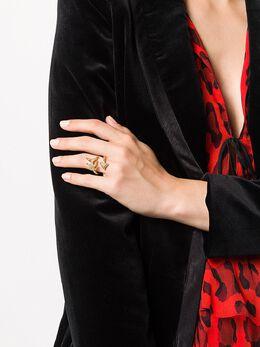 Givenchy кольцо в виде стрелы BF302BF018