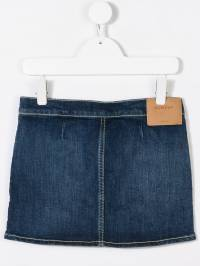 Dondup Kids - stonewashed denim skirt O09DS953B93095596000