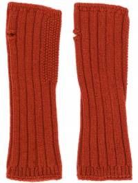 Holland & Holland - cashmere knited mittens 890L6666093099369000
