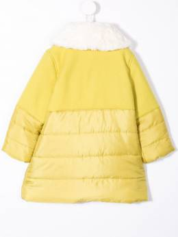 Familiar - bow detail padded coat 05093933566000000000