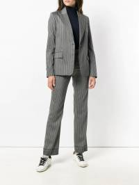 Golden Goose - pinstripe trousers WP609A39365385300000