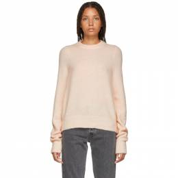 3.1 Phillip Lim Pink High Low Sweater 182283F09602502GB