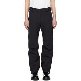 Moncler Grenoble Navy Tech Sport RECCO® Ski Trousers 11413 35 53066