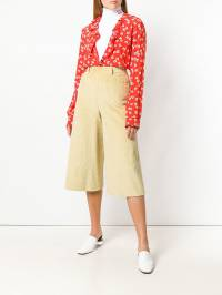 See By Chloé - cropped corduroy trousers 98WPA656699303699500