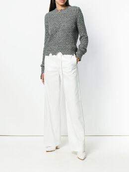 Jil Sander - high-rise wide-leg trousers N366366WN05906093936