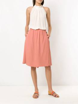 Egrey - straight skirt 99693056069000000000