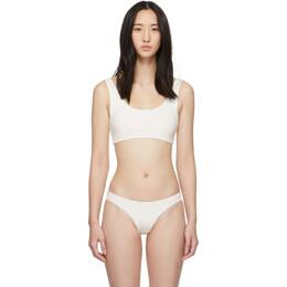Myraswim White Diego Bikini Top 191056F10500201GB