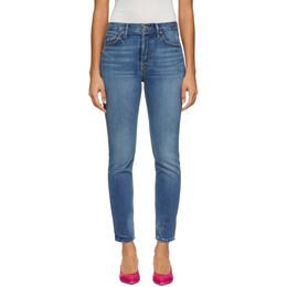 Grlfrnd Blue Karolina Jeans 191966F06901003GB