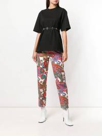 Ports 1961 - printed tailored trousers 98TWL33FCOP635935033