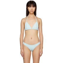 Myraswim Blue Vera Bikini Top 191056F10502101GB
