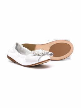 Montelpare Tradition балетки с ремешками MT11967V1T