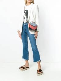 J Brand - укороченные джинсы кроя слим 60600935535590000000