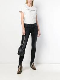 R13 - джинсы с эффектом потертости W5600DE5539353865300
