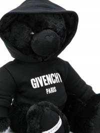 Givenchy Kids - teddy bear with hoodie D6669B93009809000000