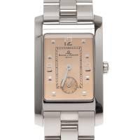 Baume& Mercier Champagne Stainless Steel Hampton MV045063 Men's Wristwatch 24 mm Baume&Mercier 108329