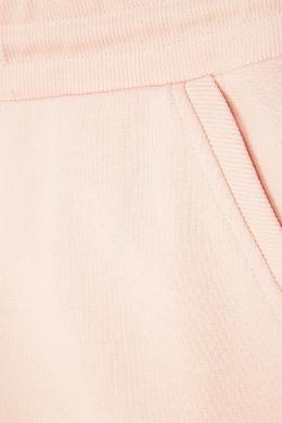 Спортивные розовые брюки Calvin Klein Kids 2815109044