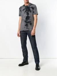 Helmut Lang - футболка с принтом тай-дай HM506930593590000000