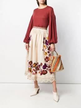"Ulla Johnson ""блузка с рукавами фасона ""фонарик"" "" PS190707"