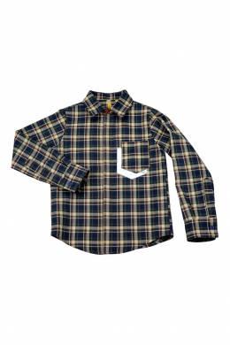 Рубашка в клетку #MumOfSix 2642110987