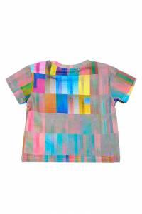 Разноцветная футболка #MumOfSix 2642110999