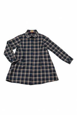 Платье-рубашка в клетку #MumOfSix 2642110958