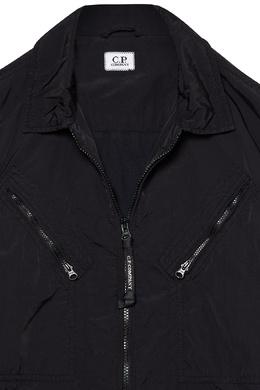 Верхняя рубашка черного цвета C.P. Company 1929109625