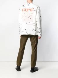 OAMC - футболка с эффектом брызг от краски O3653809369653300000