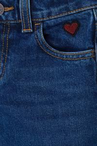 Синие джинсы Gucci Kids 1256112379