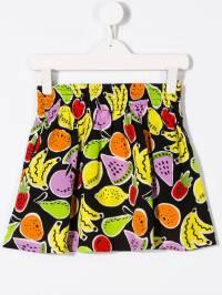 Stella McCartney Kids - юбка с принтом 066SMK65935659660000