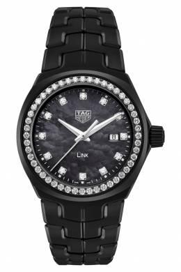 LINK Кварцевые женские часы с автографом Беллы Хадид Tag Heuer 2849115431