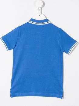 Moncler Kids - классическая рубашка-поло 65658596W93890055000