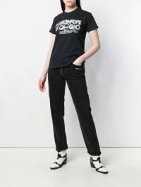 Helmut Lang - футболка с принтом DW593938633530000000