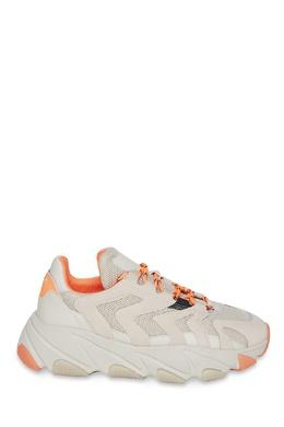 Бежевые с оранжевым кроссовки Eagle Ash 6115847